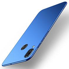 Custodia Plastica Rigida Cover Opaca M01 per Huawei Nova 3 Blu