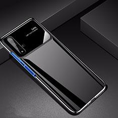 Custodia Plastica Rigida Cover Opaca M01 per Huawei Nova 5T Nero