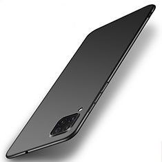Custodia Plastica Rigida Cover Opaca M01 per Huawei Nova 6 SE Nero