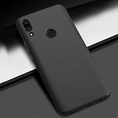 Custodia Plastica Rigida Cover Opaca M01 per Huawei P Smart Z Nero