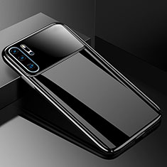 Custodia Plastica Rigida Cover Opaca M01 per Huawei P30 Pro Nero