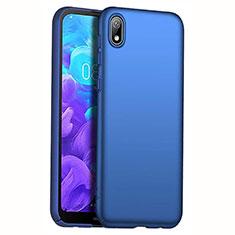 Custodia Plastica Rigida Cover Opaca M01 per Huawei Y5 (2019) Blu