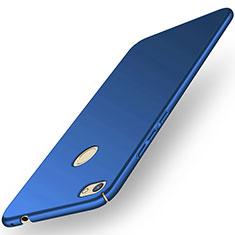 Custodia Plastica Rigida Cover Opaca M01 per Huawei Y6 Pro (2017) Blu