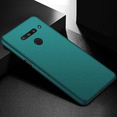Custodia Plastica Rigida Cover Opaca M01 per LG V50 ThinQ 5G Verde