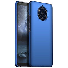 Custodia Plastica Rigida Cover Opaca M01 per Nokia 9 PureView Blu