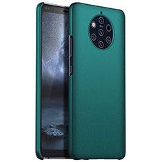 Custodia Plastica Rigida Cover Opaca M01 per Nokia 9 PureView Verde