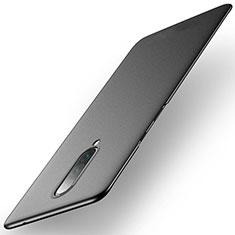 Custodia Plastica Rigida Cover Opaca M01 per OnePlus 8 Nero