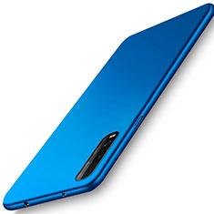 Custodia Plastica Rigida Cover Opaca M01 per Oppo Find X2 Blu