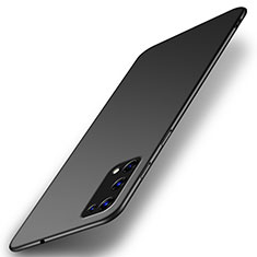 Custodia Plastica Rigida Cover Opaca M01 per Realme X7 Pro 5G Nero