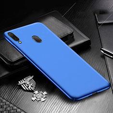 Custodia Plastica Rigida Cover Opaca M01 per Samsung Galaxy A30 Blu