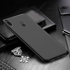 Custodia Plastica Rigida Cover Opaca M01 per Samsung Galaxy A30 Nero