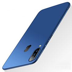 Custodia Plastica Rigida Cover Opaca M01 per Samsung Galaxy A60 Blu