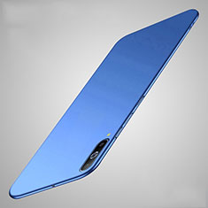 Custodia Plastica Rigida Cover Opaca M01 per Samsung Galaxy A70 Blu