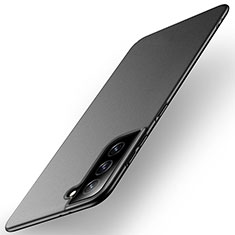 Custodia Plastica Rigida Cover Opaca M01 per Samsung Galaxy S21 5G Nero