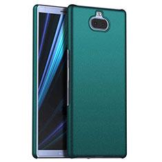 Custodia Plastica Rigida Cover Opaca M01 per Sony Xperia 10 Verde