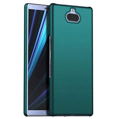 Custodia Plastica Rigida Cover Opaca M01 per Sony Xperia XA3 Verde