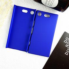 Custodia Plastica Rigida Cover Opaca M01 per Sony Xperia XZ1 Compact Blu