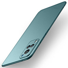 Custodia Plastica Rigida Cover Opaca M01 per Vivo X60 5G Verde
