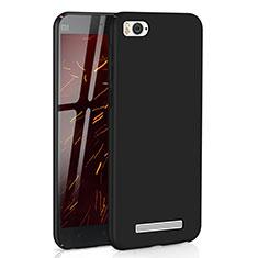 Custodia Plastica Rigida Cover Opaca M01 per Xiaomi Mi 4i Nero