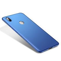 Custodia Plastica Rigida Cover Opaca M01 per Xiaomi Mi 8 Blu
