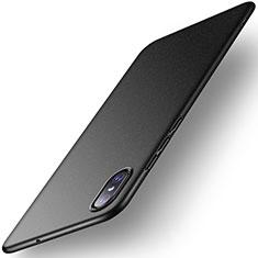 Custodia Plastica Rigida Cover Opaca M01 per Xiaomi Mi 8 Explorer Nero
