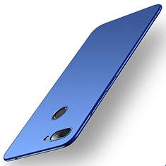 Custodia Plastica Rigida Cover Opaca M01 per Xiaomi Mi 8 Lite Blu