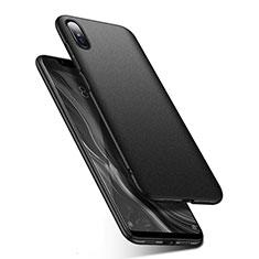 Custodia Plastica Rigida Cover Opaca M01 per Xiaomi Mi 8 Screen Fingerprint Edition Nero