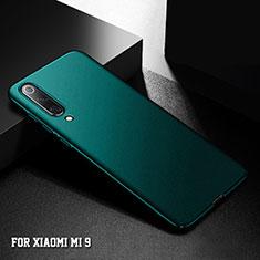 Custodia Plastica Rigida Cover Opaca M01 per Xiaomi Mi 9 Verde