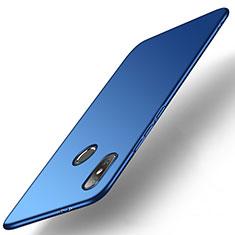 Custodia Plastica Rigida Cover Opaca M01 per Xiaomi Mi A2 Blu