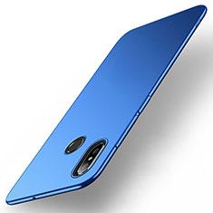 Custodia Plastica Rigida Cover Opaca M01 per Xiaomi Mi Max 3 Blu