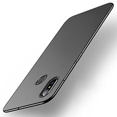 Custodia Plastica Rigida Cover Opaca M01 per Xiaomi Mi Max 3 Nero