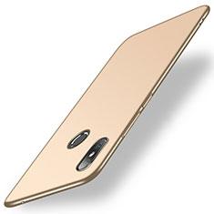 Custodia Plastica Rigida Cover Opaca M01 per Xiaomi Mi Mix 2S Oro