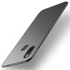 Custodia Plastica Rigida Cover Opaca M01 per Xiaomi Mi Mix 3 Nero