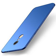 Custodia Plastica Rigida Cover Opaca M01 per Xiaomi Redmi 5 Blu