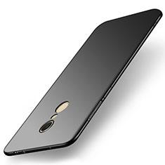 Custodia Plastica Rigida Cover Opaca M01 per Xiaomi Redmi 5 Nero