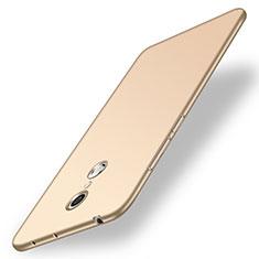 Custodia Plastica Rigida Cover Opaca M01 per Xiaomi Redmi 5 Oro