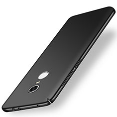 Custodia Plastica Rigida Cover Opaca M01 per Xiaomi Redmi 5 Plus Nero