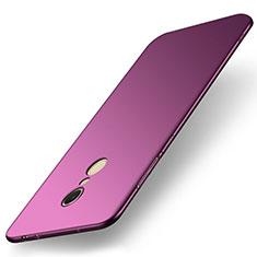Custodia Plastica Rigida Cover Opaca M01 per Xiaomi Redmi 5 Viola