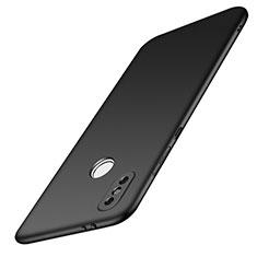 Custodia Plastica Rigida Cover Opaca M01 per Xiaomi Redmi Note 5 AI Dual Camera Nero