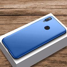 Custodia Plastica Rigida Cover Opaca M01 per Xiaomi Redmi Note 7 Pro Blu