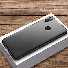 Custodia Plastica Rigida Cover Opaca M01 per Xiaomi Redmi Note 7 Pro Nero