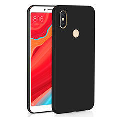Custodia Plastica Rigida Cover Opaca M01 per Xiaomi Redmi Y2 Nero