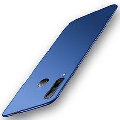 Custodia Plastica Rigida Cover Opaca M02 per Huawei Enjoy 10 Plus Blu