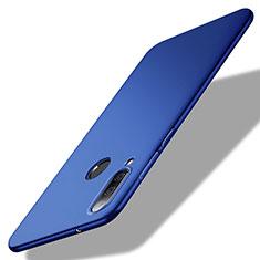 Custodia Plastica Rigida Cover Opaca M02 per Huawei Enjoy 9s Blu