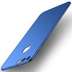 Custodia Plastica Rigida Cover Opaca M02 per Huawei Honor 8 Blu