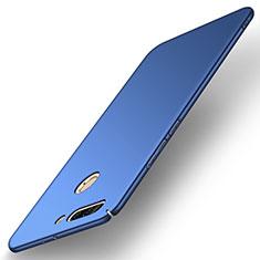 Custodia Plastica Rigida Cover Opaca M02 per Huawei Honor V9 Blu