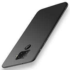 Custodia Plastica Rigida Cover Opaca M02 per Huawei Mate 30 Lite Nero