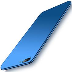 Custodia Plastica Rigida Cover Opaca M02 per OnePlus 5 Blu