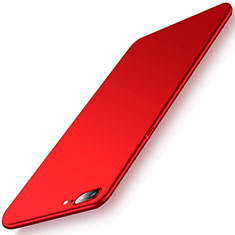 Custodia Plastica Rigida Cover Opaca M02 per OnePlus 5 Rosso