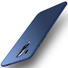 Custodia Plastica Rigida Cover Opaca M02 per OnePlus 7T Pro Blu